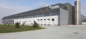 rehau factory